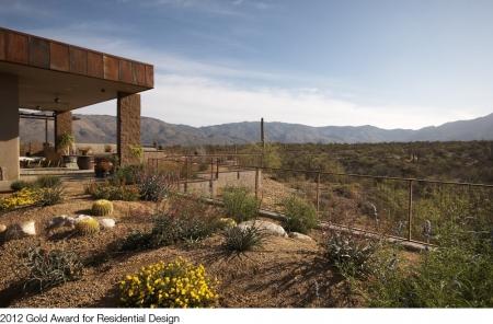 2012 Gold Award for Residential Design