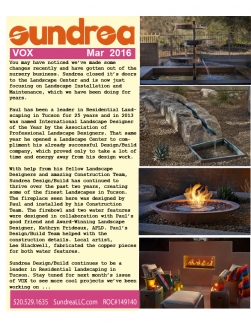 VOX-March  2016